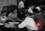 Image of registering for the new draft New York United States USA, 1948, second 5 stock footage video 65675034481