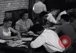 Image of registering for the new draft New York United States USA, 1948, second 6 stock footage video 65675034481