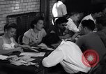 Image of registering for the new draft New York United States USA, 1948, second 7 stock footage video 65675034481