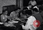 Image of registering for the new draft New York United States USA, 1948, second 12 stock footage video 65675034481