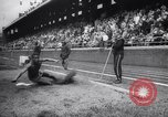 Image of track and field events Pennsylvania United States USA, 1946, second 9 stock footage video 65675034489