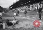 Image of track and field events Pennsylvania United States USA, 1946, second 10 stock footage video 65675034489