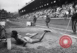Image of track and field events Pennsylvania United States USA, 1946, second 11 stock footage video 65675034489
