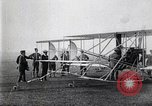 Image of Wilbur Wright Rome Italy, 1909, second 7 stock footage video 65675034492