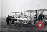 Image of Wilbur Wright Rome Italy, 1909, second 8 stock footage video 65675034492