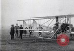 Image of Wilbur Wright Rome Italy, 1909, second 9 stock footage video 65675034492