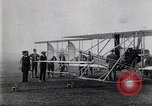 Image of Wilbur Wright Rome Italy, 1909, second 10 stock footage video 65675034492