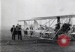 Image of Wilbur Wright Rome Italy, 1909, second 11 stock footage video 65675034492