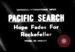 Image of Nelson Rockefeller New Guinea, 1961, second 4 stock footage video 65675034494