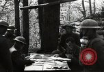 Image of 42nd Division encampment World War 1 Baccarat France, 1918, second 3 stock footage video 65675034505
