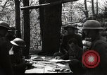 Image of 42nd Division encampment World War 1 Baccarat France, 1918, second 4 stock footage video 65675034505