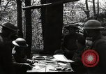 Image of 42nd Division encampment World War 1 Baccarat France, 1918, second 5 stock footage video 65675034505