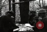 Image of 42nd Division encampment World War 1 Baccarat France, 1918, second 7 stock footage video 65675034505