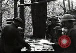 Image of 42nd Division encampment World War 1 Baccarat France, 1918, second 8 stock footage video 65675034505