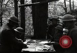 Image of 42nd Division encampment World War 1 Baccarat France, 1918, second 9 stock footage video 65675034505