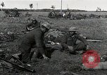 Image of US Army 42nd Division soldiers in World War 1 Saint Mihiel France, 1918, second 9 stock footage video 65675034507