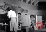 Image of Red Cross Tinian Island Mariana Islands, 1945, second 6 stock footage video 65675034512