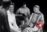 Image of Red Cross Tinian Island Mariana Islands, 1945, second 12 stock footage video 65675034516