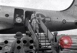 Image of C-54 aircraft Marshall Islands, 1946, second 2 stock footage video 65675034521