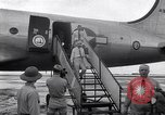 Image of C-54 aircraft Marshall Islands, 1946, second 3 stock footage video 65675034521
