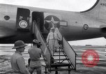 Image of C-54 aircraft Marshall Islands, 1946, second 4 stock footage video 65675034521