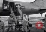 Image of C-54 aircraft Marshall Islands, 1946, second 7 stock footage video 65675034521