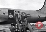 Image of C-54 aircraft Marshall Islands, 1946, second 10 stock footage video 65675034521