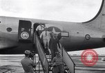 Image of C-54 aircraft Marshall Islands, 1946, second 11 stock footage video 65675034521