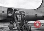 Image of C-54 aircraft Marshall Islands, 1946, second 12 stock footage video 65675034521