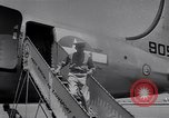 Image of C-54 aircraft Marshall Islands, 1946, second 10 stock footage video 65675034526