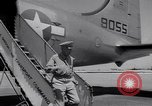 Image of C-54 aircraft Marshall Islands, 1946, second 11 stock footage video 65675034526