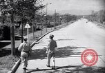 Image of U.S. soldiers in Japan Hachioji Japan, 1945, second 11 stock footage video 65675034536