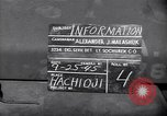Image of soldiers Hachioji Japan, 1945, second 3 stock footage video 65675034539