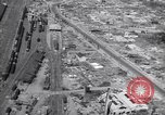 Image of Aerial views of war destruction in Tokyo Tokyo Japan, 1945, second 4 stock footage video 65675034540