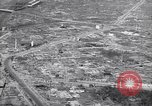 Image of Aerial views of war destruction in Tokyo Tokyo Japan, 1945, second 9 stock footage video 65675034540
