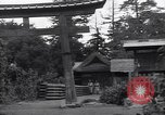 Image of Japanese schoolboys Chichibu Honshu Japan, 1945, second 7 stock footage video 65675034547