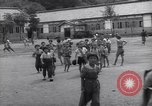 Image of Japanese schoolboys Chichibu Honshu Japan, 1945, second 3 stock footage video 65675034548