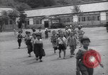 Image of Japanese schoolboys Chichibu Honshu Japan, 1945, second 4 stock footage video 65675034548