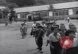 Image of Japanese schoolboys Chichibu Honshu Japan, 1945, second 9 stock footage video 65675034548