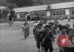 Image of Japanese schoolboys Chichibu Honshu Japan, 1945, second 10 stock footage video 65675034548