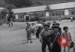 Image of Japanese schoolboys Chichibu Honshu Japan, 1945, second 11 stock footage video 65675034548