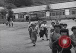Image of Japanese schoolboys Chichibu Honshu Japan, 1945, second 12 stock footage video 65675034548