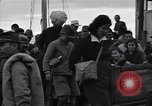 Image of Japanese returning Fukuoka Japan, 1945, second 9 stock footage video 65675034563