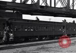 Image of Korean railroad Korea, 1945, second 2 stock footage video 65675034565