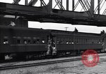 Image of Korean railroad Korea, 1945, second 3 stock footage video 65675034565