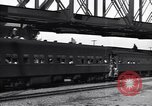 Image of Korean railroad Korea, 1945, second 4 stock footage video 65675034565