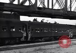 Image of Korean railroad Korea, 1945, second 5 stock footage video 65675034565