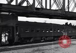 Image of Korean railroad Korea, 1945, second 7 stock footage video 65675034565