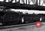 Image of Korean railroad Korea, 1945, second 10 stock footage video 65675034565
