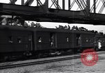 Image of Korean railroad Korea, 1945, second 12 stock footage video 65675034565